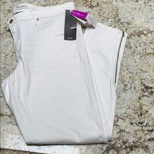 New denim leggings